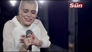 Jessie J - Fine China Cover (Biz Sessions)