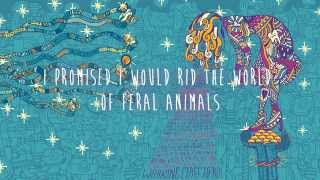 Repeat youtube video Foster The People - Pseudologia Fantastica (Lyrics Video)