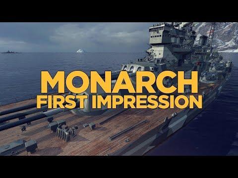 Monarch First Impression