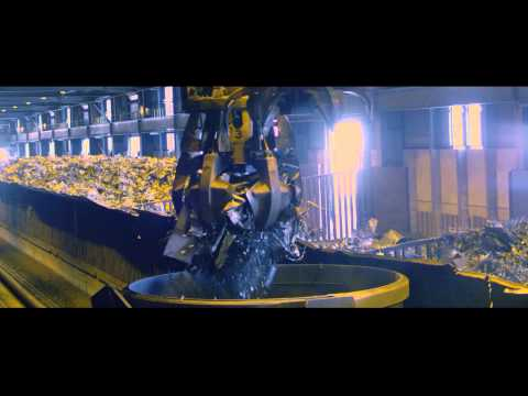 Outokumpu Tornio Works - From Chrome Ore to Stainless Steel