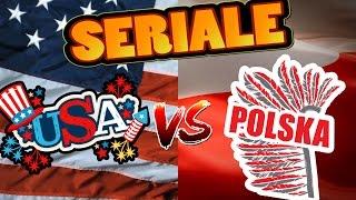 POLSKIE SERIALE VS AMERYKAŃSKIE || Kabaret Czwarta Fala
