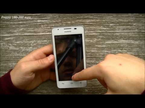 Huawei Ascend G525 unboxing ita da EsperienzaMobile