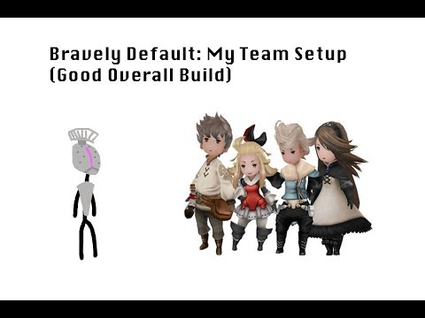 Bravely Second - Job and Class Combo Guide ~ The MetaGame ...