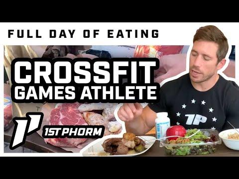 CROSSFIT GAMES ATHLETE FDOE   Healthy Meal Prep   DAN BAILEY