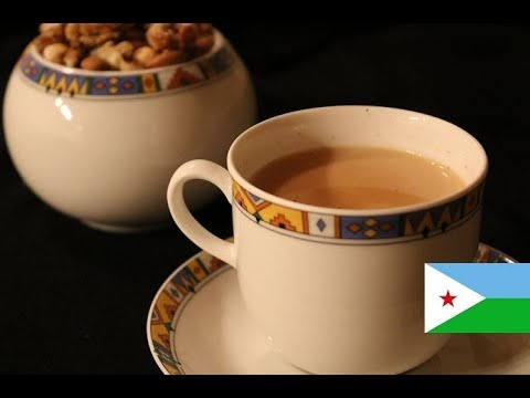 You Will Want to Taste Djiboutean Tea!