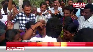 YS Jagan's Praja Sankalpa Yatra Continues in Anantapur District | 34th Day ||Mahaa News