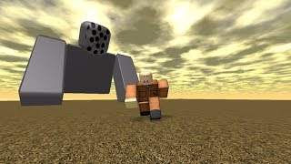 ROBLOX Gameplay [SCP] The Red Sea Object