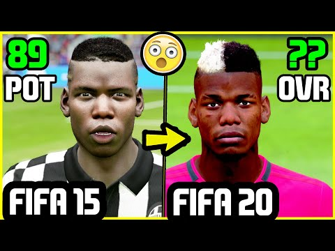 FIFA 15 Career Mode's BIGGEST WONDERKIDS - Where Are They Now? Did EA Predict The Future? from YouTube · Duration:  11 minutes 10 seconds