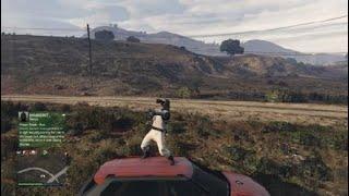 Grand Theft Auto V de huntley S pimpen