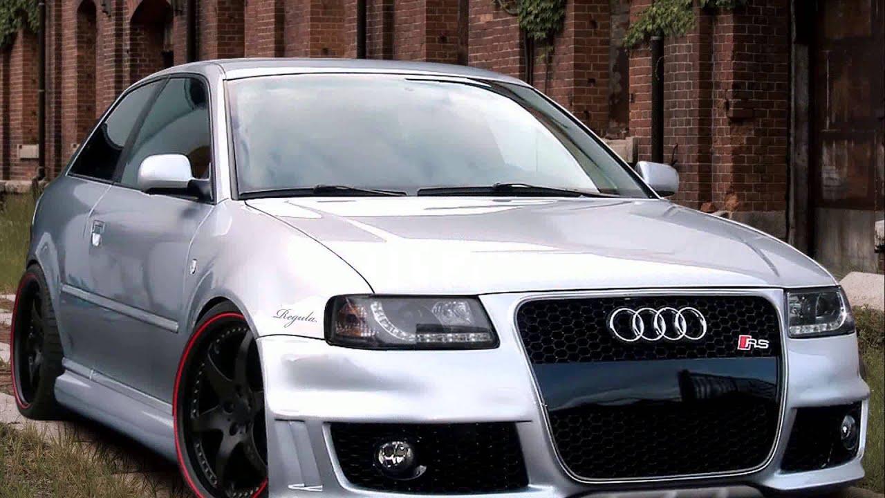 Audi Rs3 Wallpaper Hd Audi A3 8l Tuning Cars Youtube