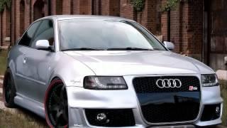 Audi a3 8l tuning cars