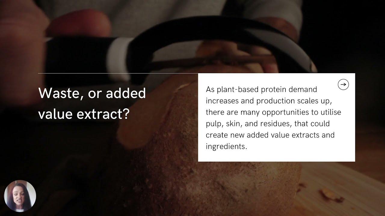 Future Foods Bites: By-Product Utilisation