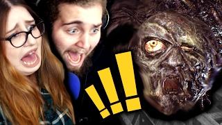 A PIOR PARTE ATÉ AGORA!!! / Resident Evil 7