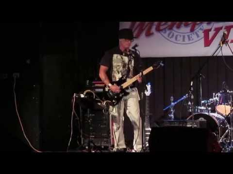 Chaz James Live At Gillys the Road to Memphis VII
