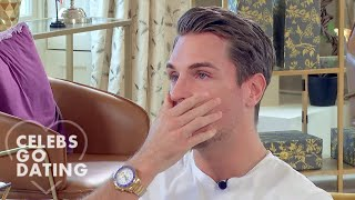 Tom Zanetti opens up about traumas of his past... | Celebs Go Dating: The Mansion