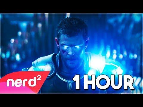 Thor: Ragnarok Song   God Of Thunder   1 HOUR   #NerdOut [Prod. by Boston]