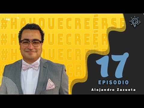 Ep 17 Alejandro Zazueta / Consultor de Alimentos y Bebidas
