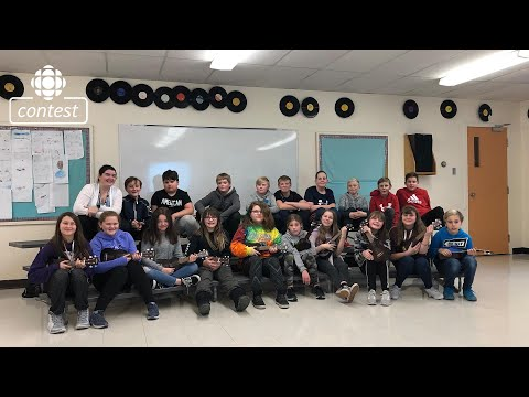 """""""Scars to Your Beautiful"""" - Fogo Island Central Academy (Grade 6) #CBCMusicClass"""