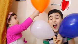 Celina and Hasouna - Balloons new - سيلينا وحسونة للاطفال