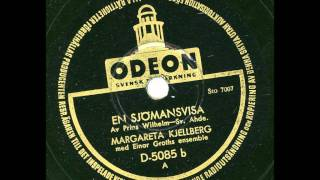 Margareta Kjellberg - En sjömansvisa