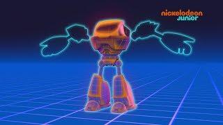 Blaze et les Monster Machines | Robot-Blaze ! | NICKELODEON JUNIOR