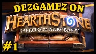 Hearthstone Gameplay Let& 39 s make them surrender