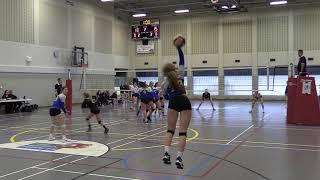 Savannah Haire #13 Volleyball  2018 Calgary