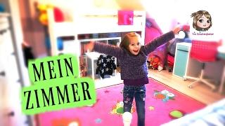 ROOMTOUR ♡ Hannah zeigt euch ihr Kinderzimmer / Spielzimmer / Mädchenzimmer einer 5-Jährigen