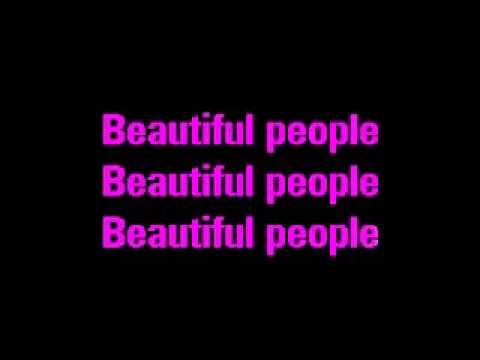 Beautiful People ~ Chris Brown Ft. Benny Benassi. [KARAOKE]