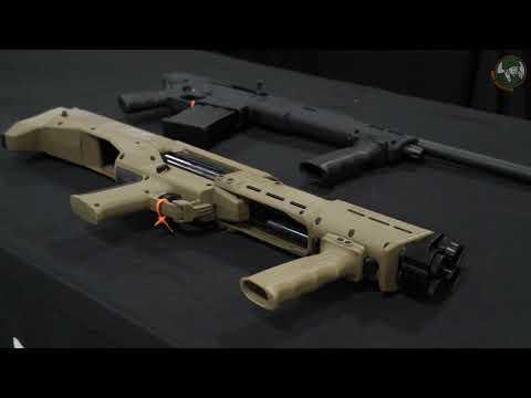 Shot Show 2018 new products review firearms manufacturer exhibition Las Vegas United States Day 4