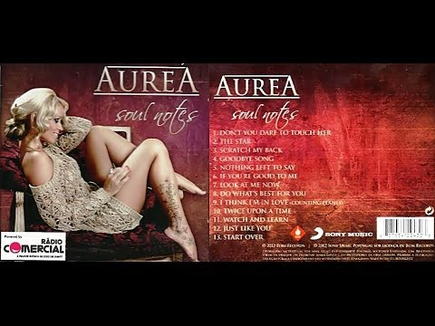 AUREA - Soul Notes- ALBUM - 2012