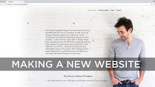 New Website Announcement | How to make a website!