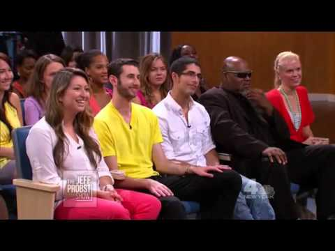 Brett Cohen on The Jeff Probst Show