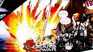 El Final De Las Guerras Del Pendulo Y El Brutal Martillo Del Alba/Gears Of War/Comic #18