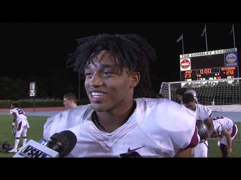 State's top running back John Emery explains decision to decommit from Georgia
