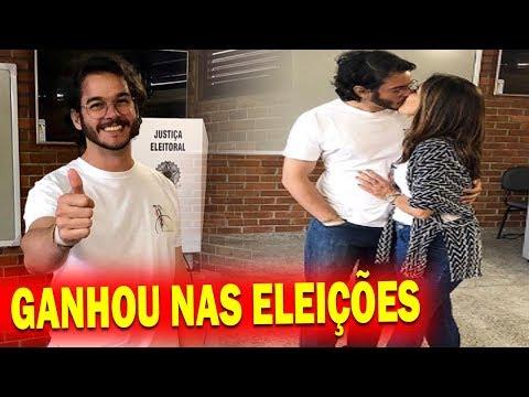 Fátima Bernardes Comemora a Vitória do Namorado em Eleição e Surpreende a todos