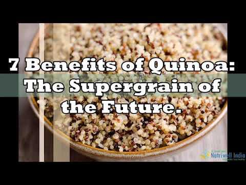 Quinoa a superfood