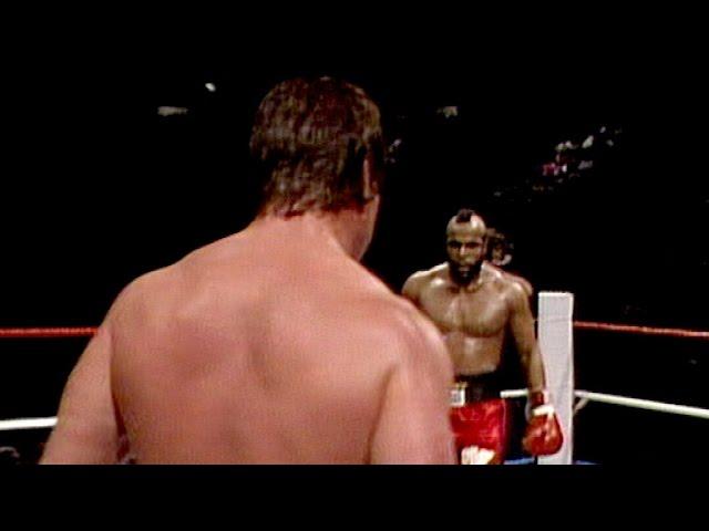 "Mr. T vs. ""Rowdy"" Roddy Piper: WrestleMania 2 - Boxing Match"