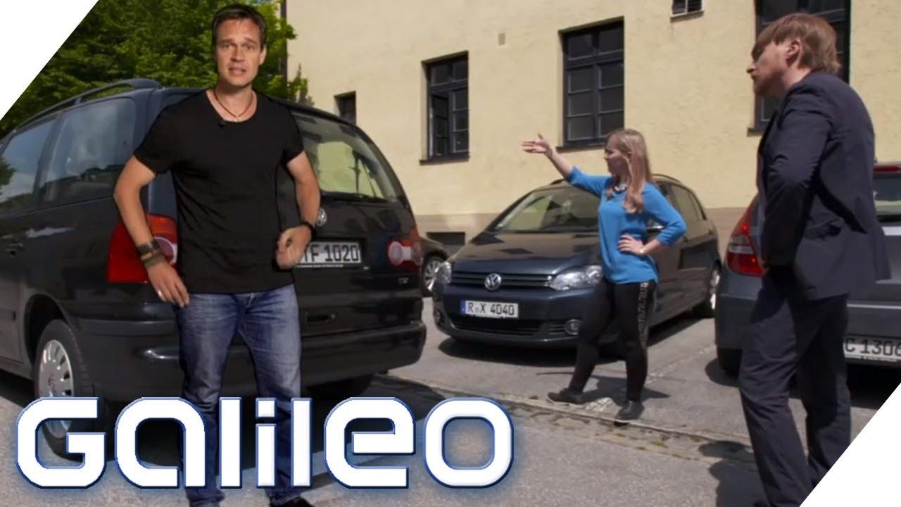 Ticketautomat defekt, Zugeparkt und Co.: Was mache ich, wenn? | Galileo | ProSieben