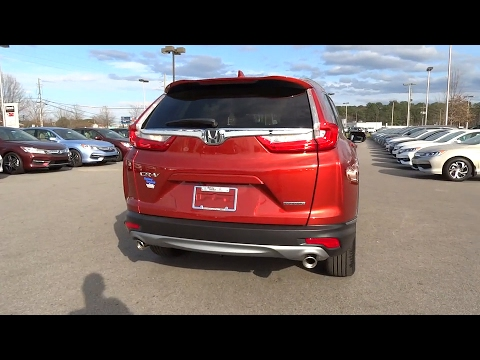2017 Honda CR-V Wilson, New Bern, Goldsboro, Greenville, Rocky Mount, NC BH22072