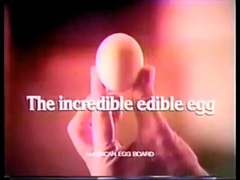 'Incredible Edible Egg' Commercial (1978)Kaynak: YouTube · Süre: 34 saniye