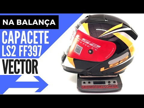 hqdefault - Vídeo: Peso do Capacete LS2 FF397 Vector