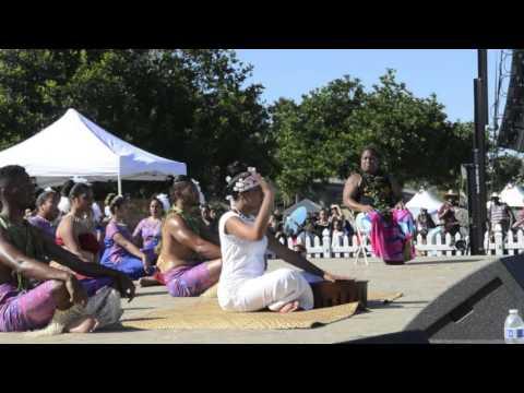 Taupou Samoa at 2016 Pacific Islander Festival