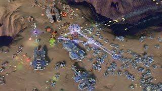 Ashes Of The Singularity - Skirmish Gameplay