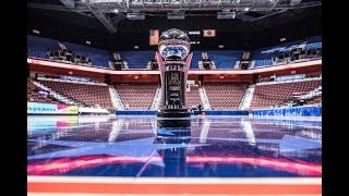 American Women's Basketball Championship: Game 9 Postgame Press ...