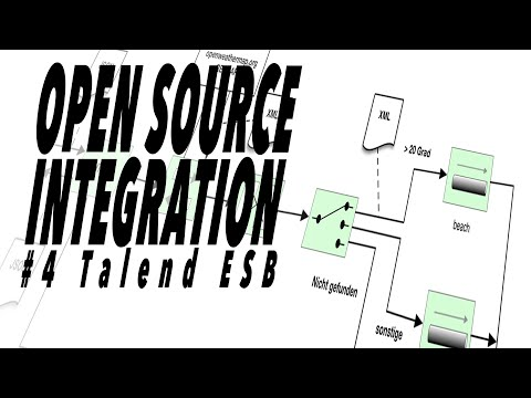 Talend ESB - Open Source Integration #4
