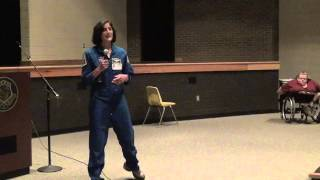 NASA Astronaut Suni Williams visits Little Elm High School
