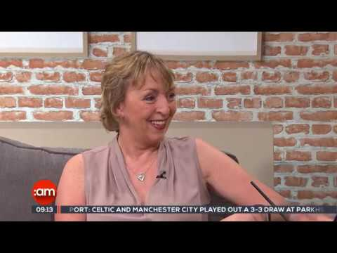 Eileen Hopkins (Saol Coaching) on Ireland AM