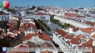 Фильм-путешествие. Португалия. Лиссабон.(, 2013-03-19T09:19:21.000Z)