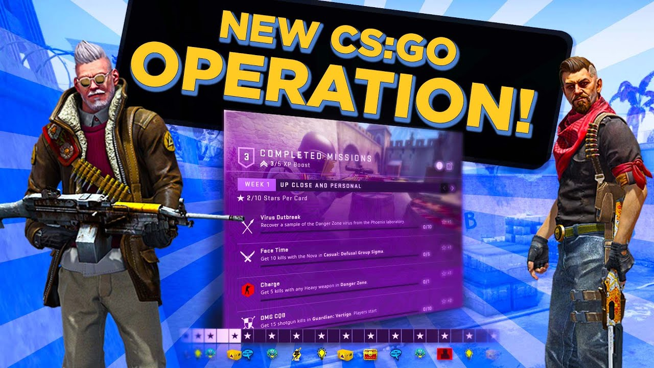 HUGE CS:GO UPDATE, NEW OPERATION! thumbnail